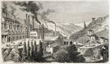 Aubin forging mills