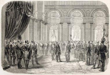 Alexandru Ioan Cuza in Constantinople