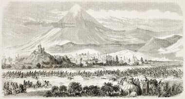 Cholula battle