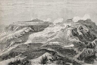 Magdala battle