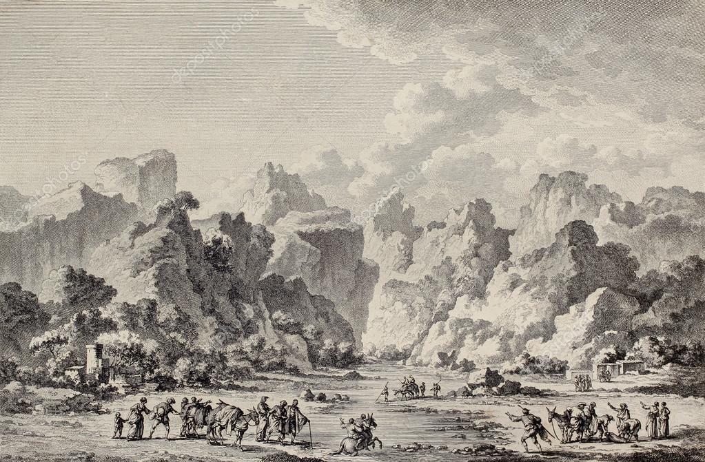 Peloritani mounts