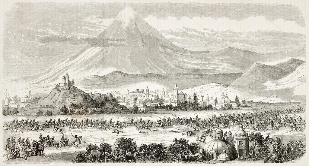 Cholula battle