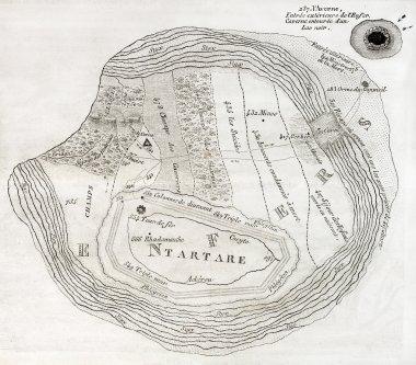 Underworld old map