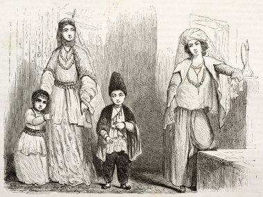 Baku costumes