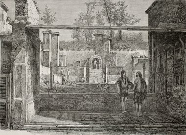 House of Lucretius