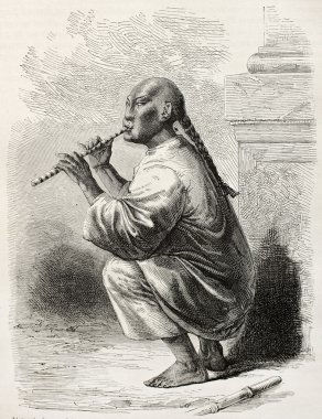 Pipe player