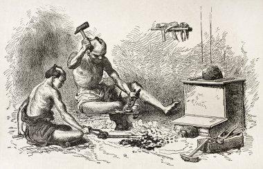 Japanese blacksmith