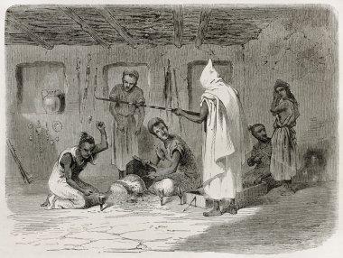 Algerian armourers