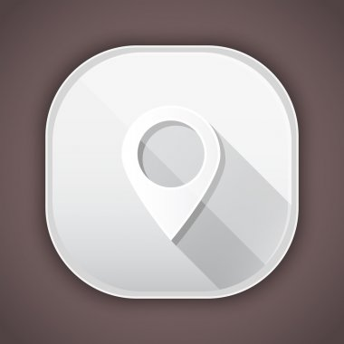 Vector Map Label Icon
