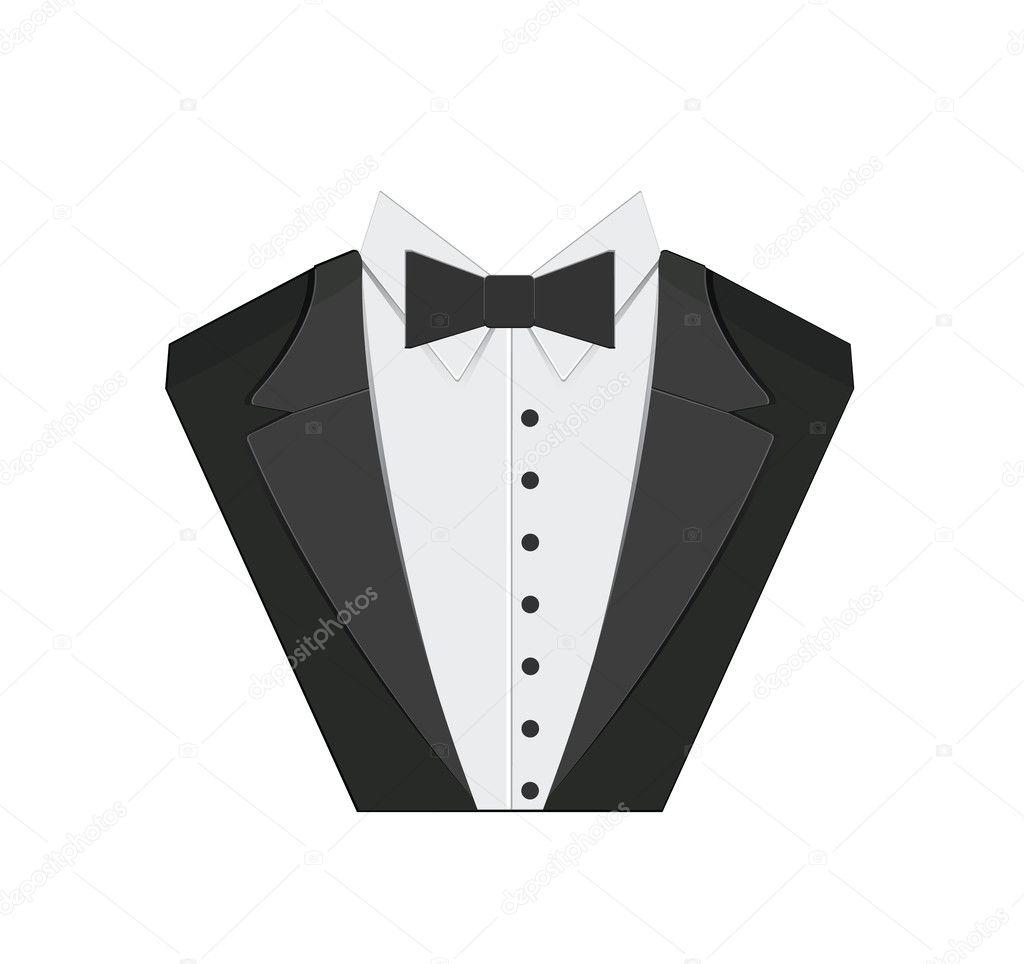 Tuxedo Icon Stock Vector 169 Magurok5 34216569
