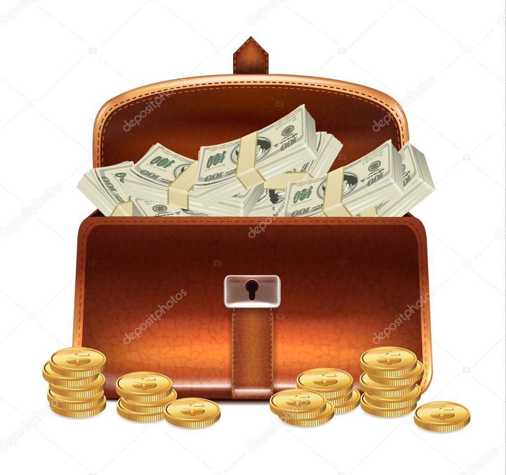 кейс с деньгами открывать