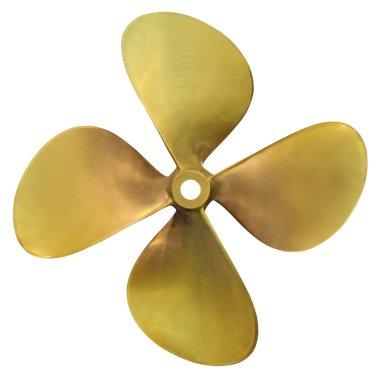 Speedboat propeller