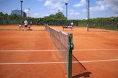 Fotografia campi da tennis