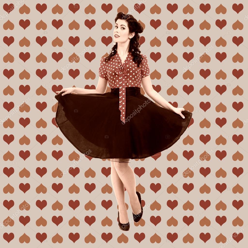 Fondo Fondos De Pantalla Vintage Para Pc Mujer Retro En