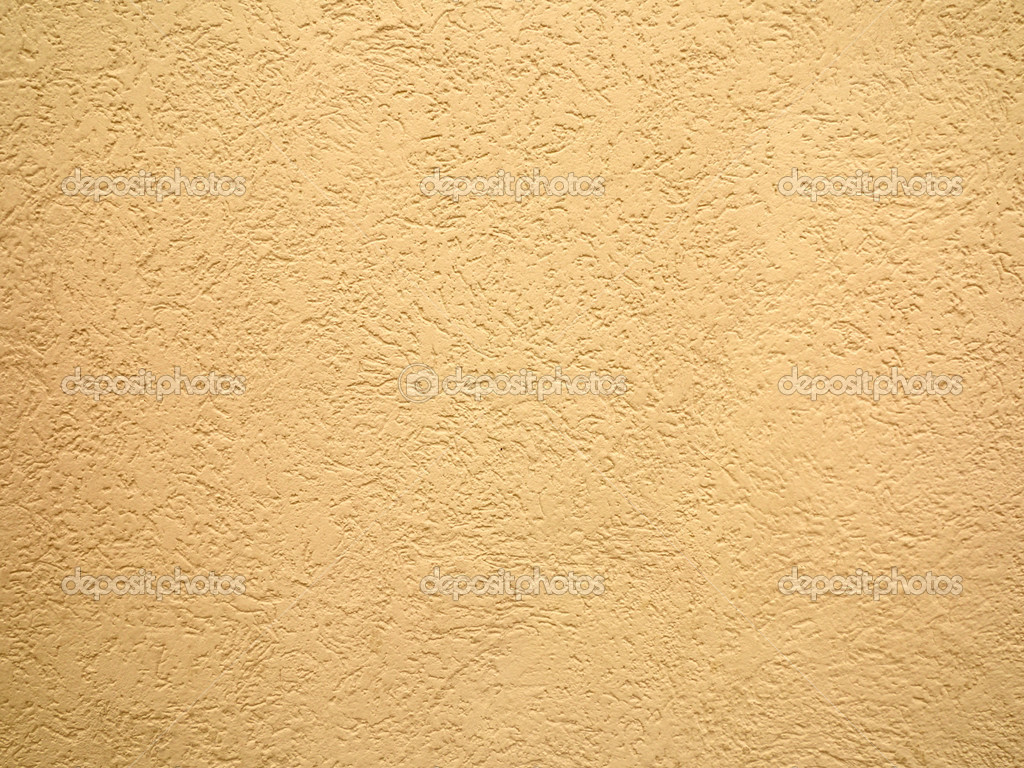 Pintura amarilla pared fondo o textura foto de stock for Pintura beige pared