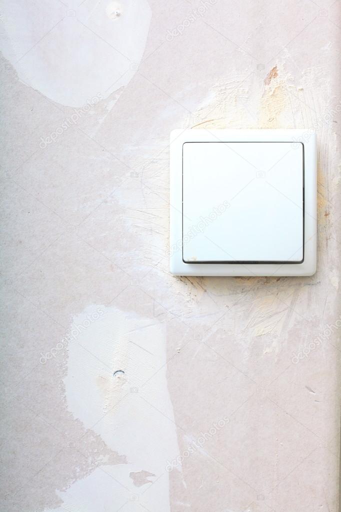 Elektrický vypínač připojte