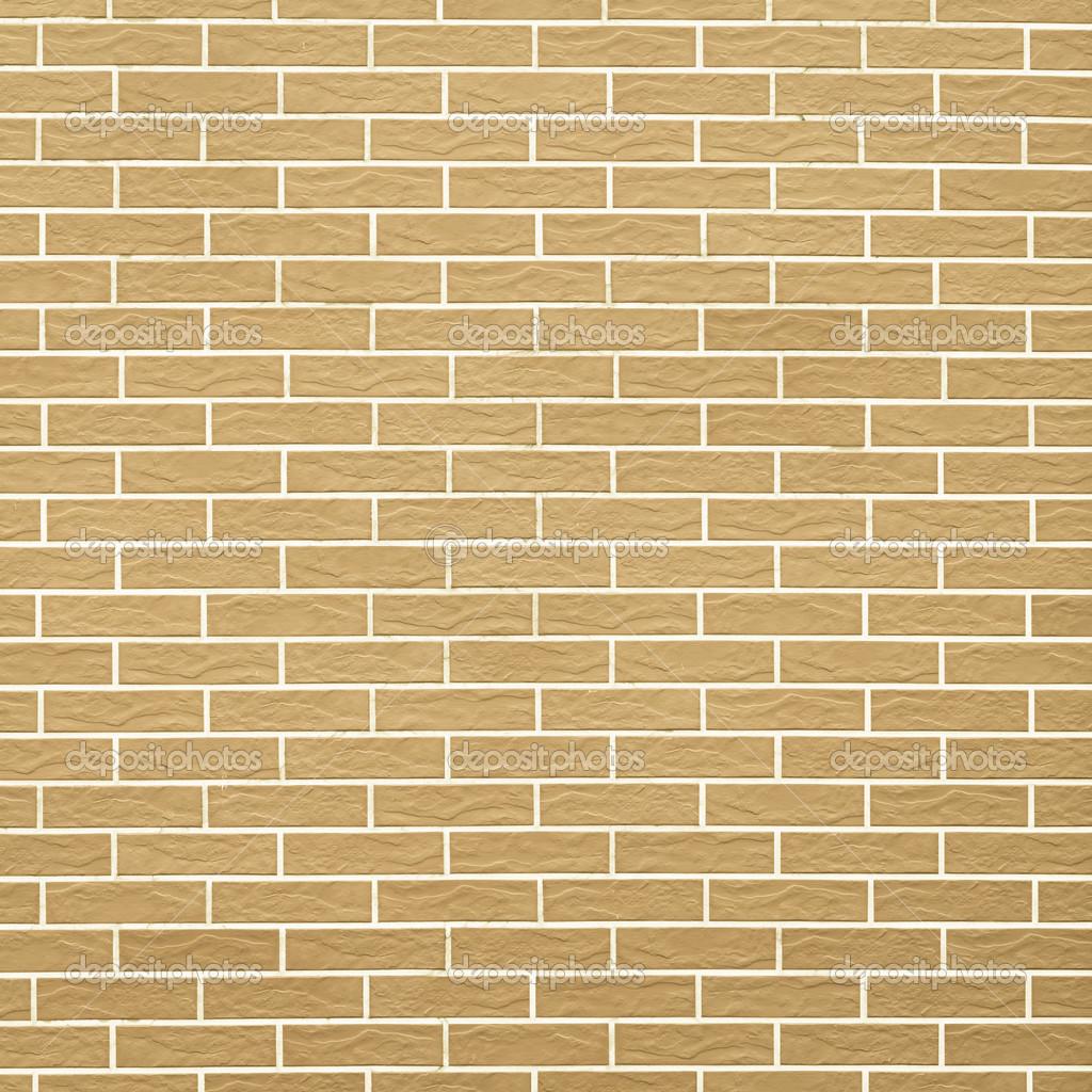 gros plan du mur de brique jaune comme arri re plan ou. Black Bedroom Furniture Sets. Home Design Ideas