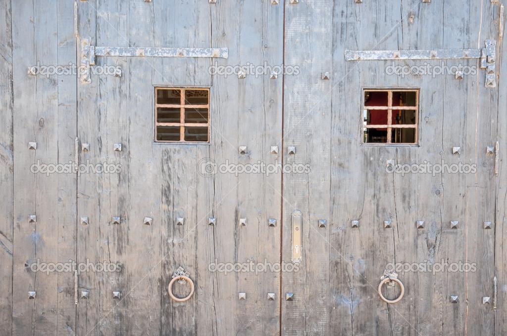 Strange door u2014 Stock Photo & strange door u2014 Stock Photo © arnau2098 #16346269