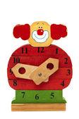 klaun hodiny