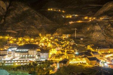 Andorra La Vella village