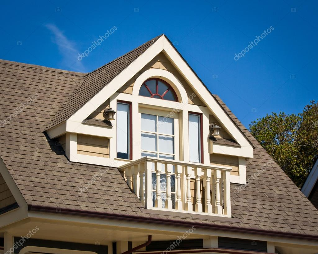 A Prominent Dormer Balcony In The Victorian Style Photo By Pk7comcastnet