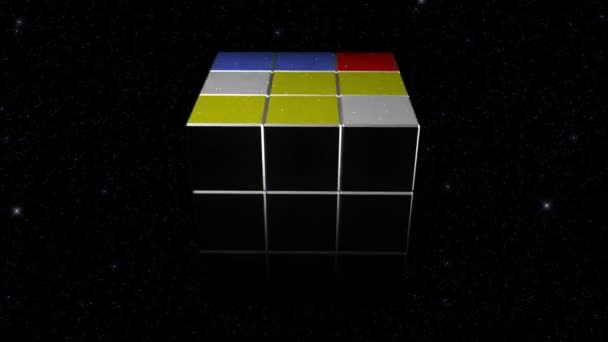 Cube to planet transformation