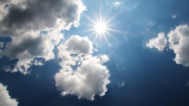 napos kék ég