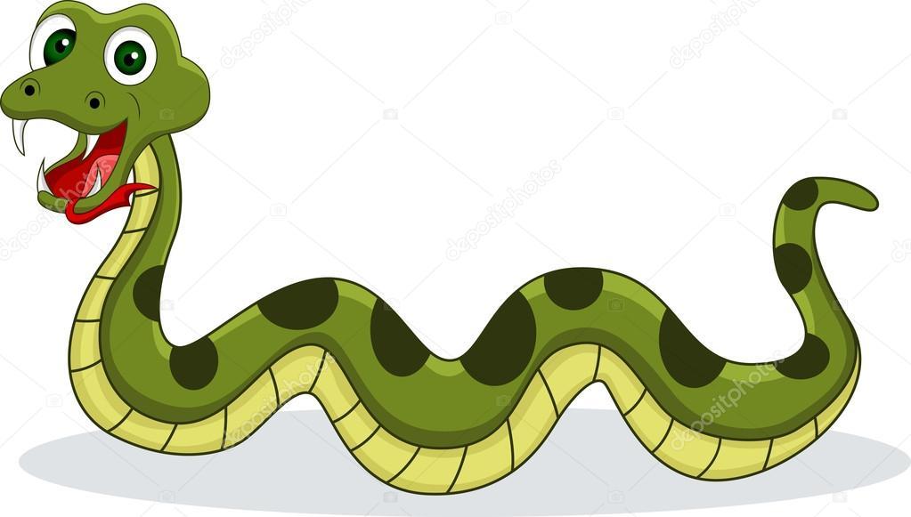 dibujos serpientes animados dibujos animados de la serpiente