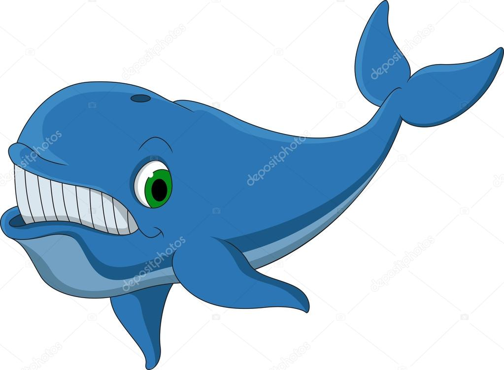 caricatura lindo ballena azul vector de stock whale clipart images whale clip art free