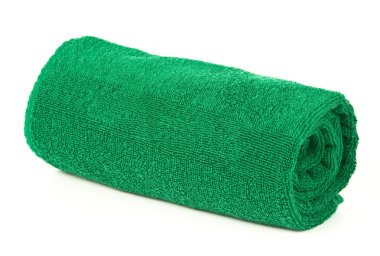 Rolled Towel