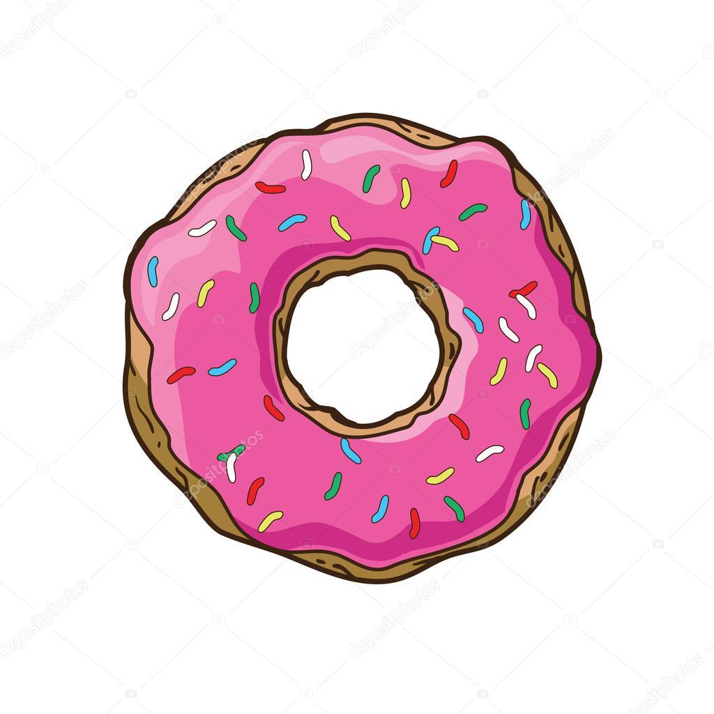 фото пончика