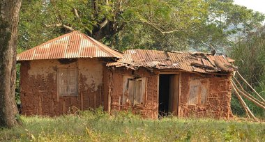 House in Africa