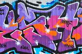 Městské umění graffiti