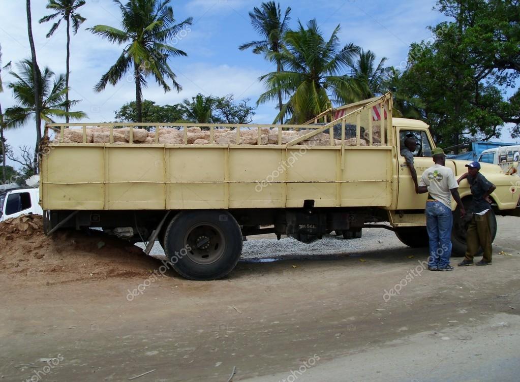 Tipper Truck, Mombasa.