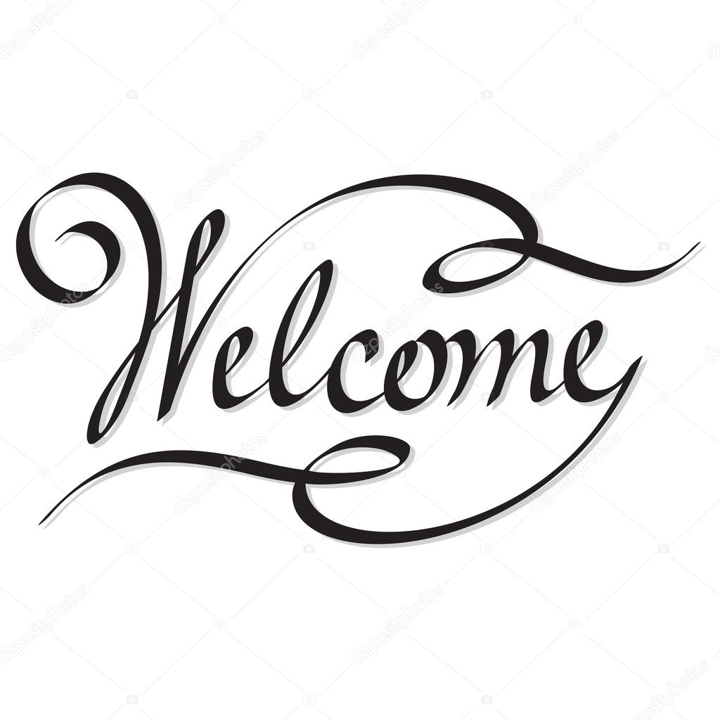 Welcome Vector Vectors Photos and PSD files