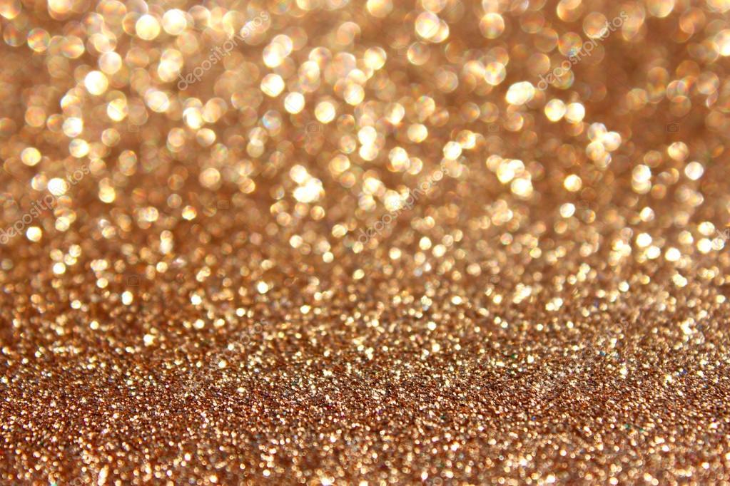 funkelnden goldenen Licht und Sterne Weihnachten Hintergrund ...