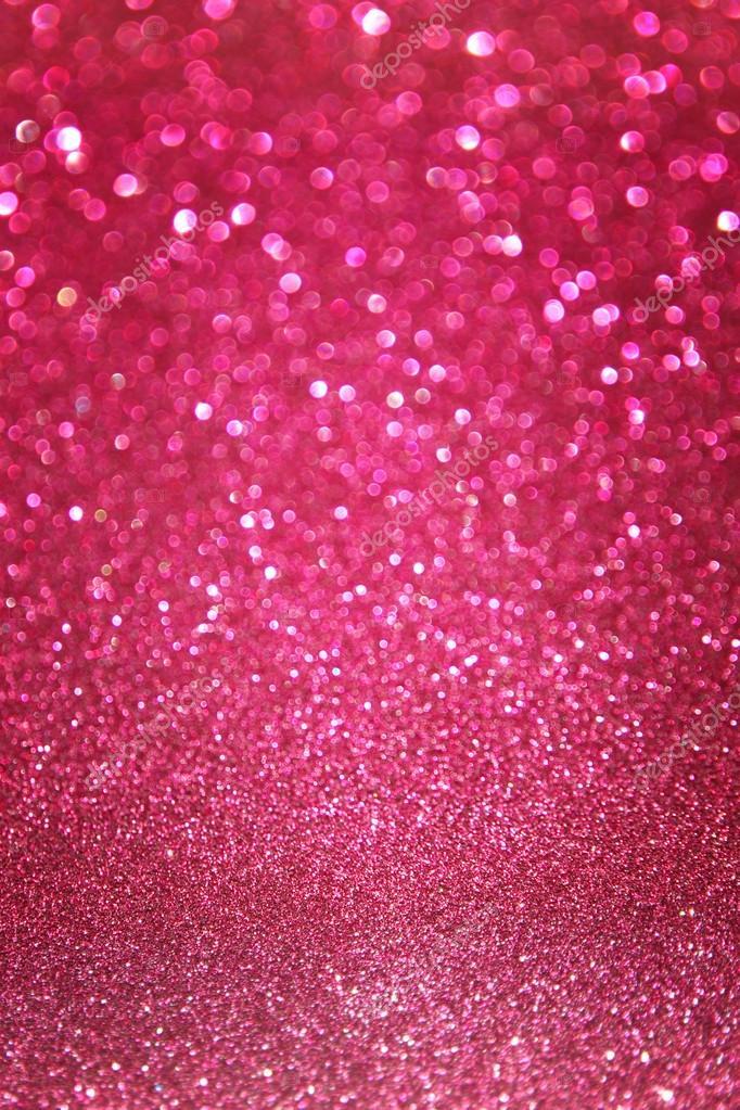 Pink defocused lights background. abstract bokeh lights.