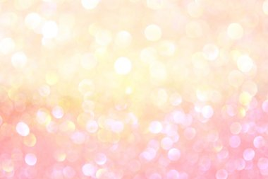 Multicolor abstract bokeh lights. defocused background