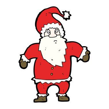 Happy Xmas Santa Claus