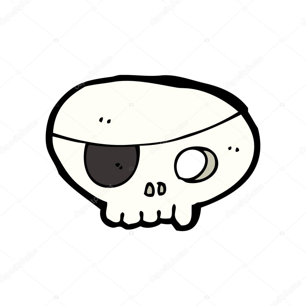 Imágenes Calaveras Piratas Infantiles Dibujos Animados De