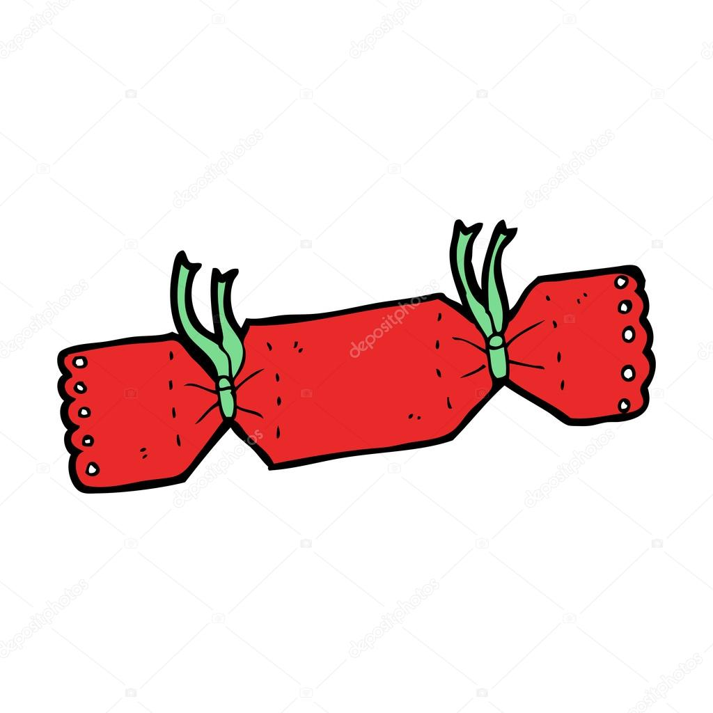 Christmas Crackers Cartoon.Christmas Cracker Cartoon Stock Vector C Lineartestpilot