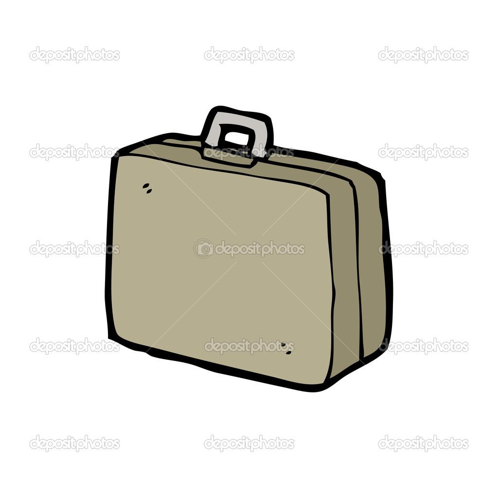 Valise de dessin anim image vectorielle lineartestpilot - Dessin de valise ...