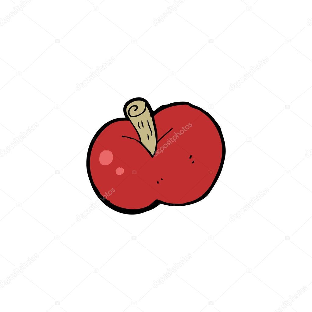 яблоко мультфильмы про