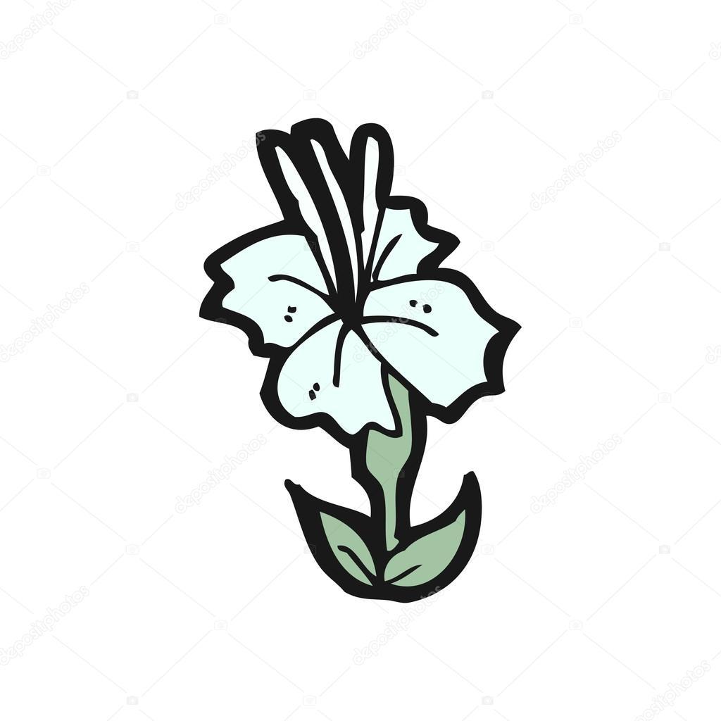 Lily karikatr stok vektr lineartestpilot 14926273 lily karikatr stok vektr izmirmasajfo