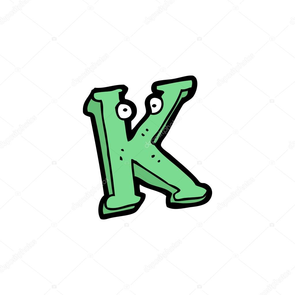 Dessin animé k