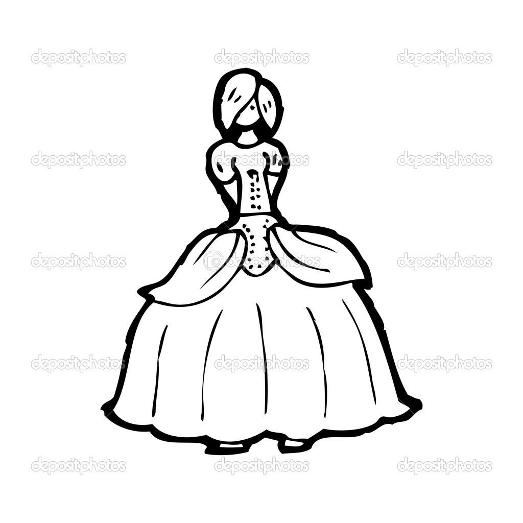 especial para zapato fábrica entrega gratis Imágenes: vestidos bonitos animados | chica de dibujos ...