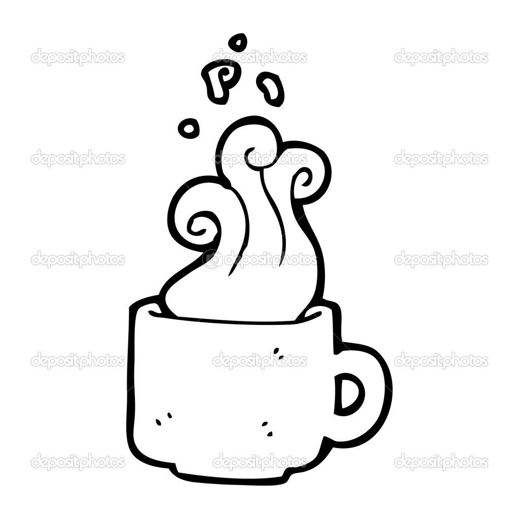 Resultado de imagen para bebida caliente dibujo