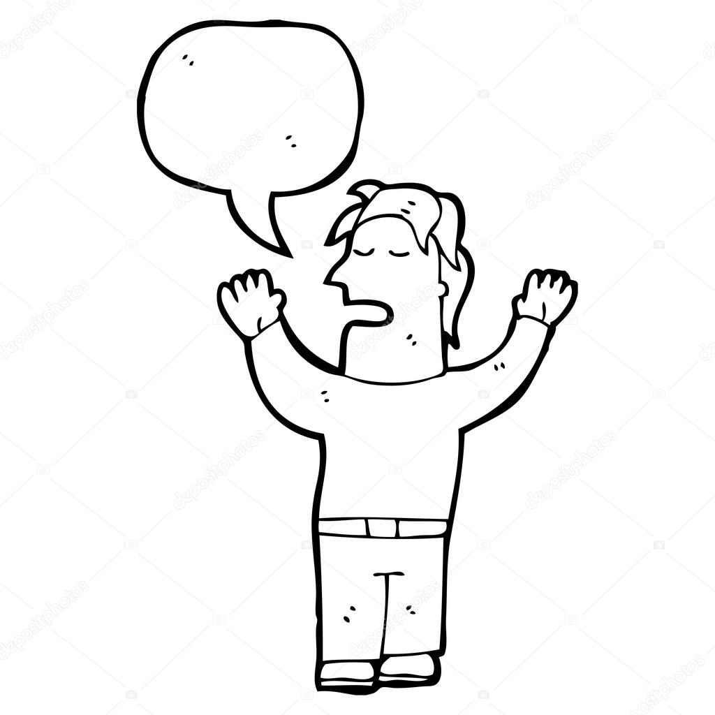 man pointing at self stock vector lineartestpilot 20160777