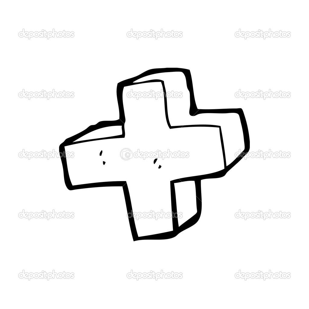 Symbole Daddition Math Image Vectorielle Lineartestpilot 20340105