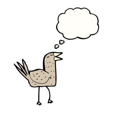 Thinking Bird